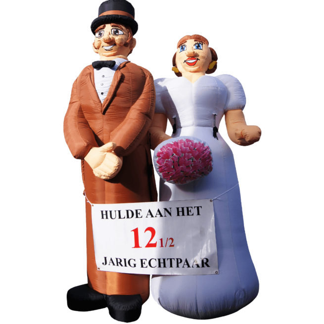 Bruidspaar Jong