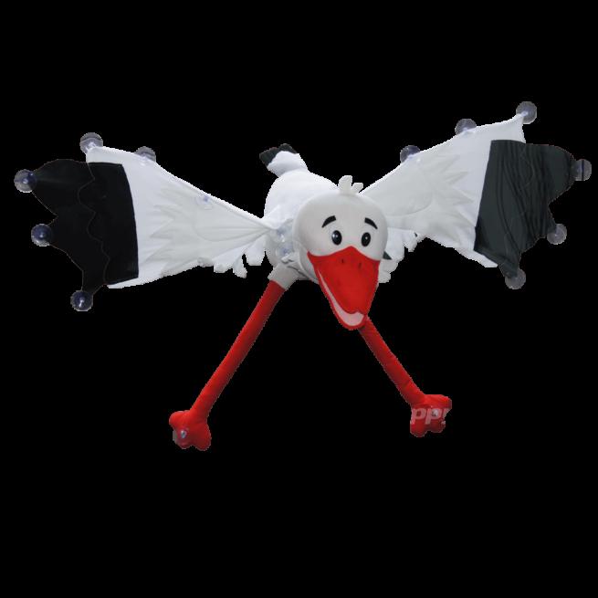 3D-Ooievaar 12 stuks