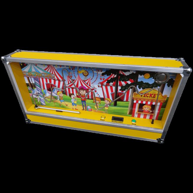 Bibberspiraal Circus
