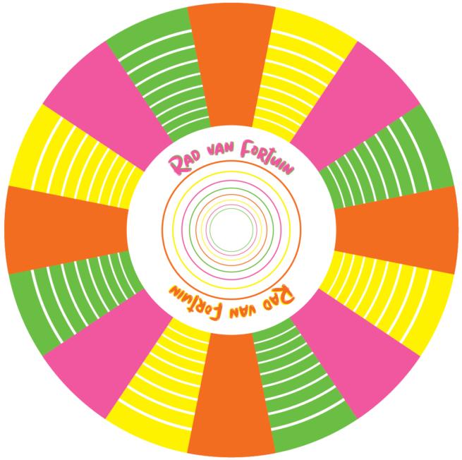 Kleurrijk Rad